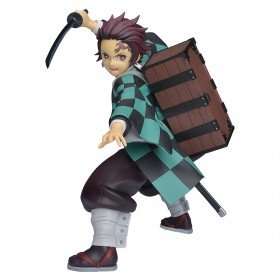 PREORDER - Sega Demon Slayer Kimetsu no Yaiba Kamado Tanjiro SPM Figure (black)