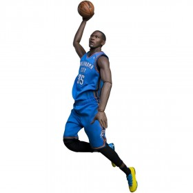 NBA x Enterbay Kevin Durant 1/6 Scale 12 Inch Figure (blue / white)