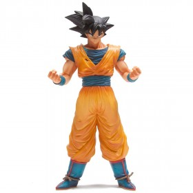Banpresto Dragon Ball Z Grandista Resolution of Soldiers Goku V2 Figure (orange)