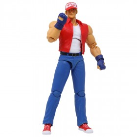 Storm Collectibles King Of Fighters 98 Terry Bogard 1/12 Action Figure (red)