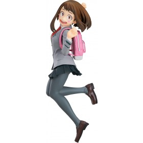 PREORDER - Good Smile Company Pop Up Parade My Hero Academia Ochaco Uraraka Figure (gray)
