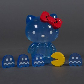 BAIT x Switch Collectibles x Hello Kitty x Pacman Set - Ghost Version