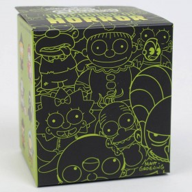 Kidrobot x The Simpsons Treehouse Of Horror 3 Inch Mini Series Figure - 1 Blind Box