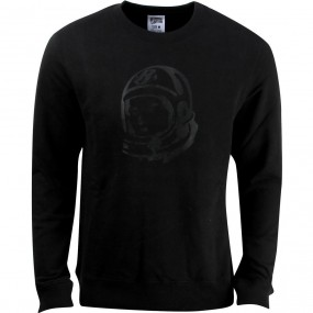 26f410912d5d3 Billionaire Boys Club Classic Helmet Crewneck Sweater (black)