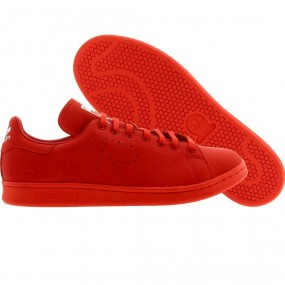 e5c40c6b2c6 Adidas x Raf Simons Men Stan Smith (red   white)