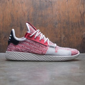 separation shoes 0082a 726f7 Adidas Consortium x Pharrell Williams Men Solar Tennis HU V2 (red  scarlet   footwear white  core black)