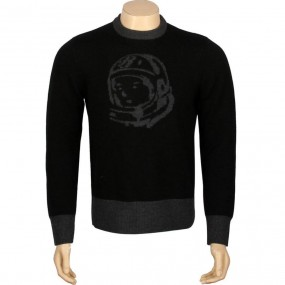 5225a4f7432ab Billionaire Boys Club Nordic Crewneck (black)