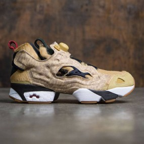 50af8b607555 Reebok x SBTG x Limited Edt Men InstaPump Fury (tan   walnut   golden wheat)