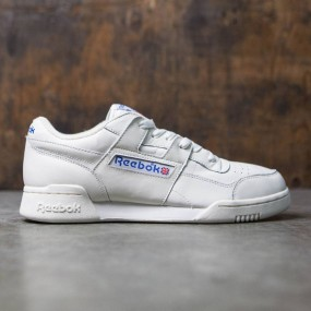 399bcc88566 Reebok Men Workout Plus Vintage (white   chalk)
