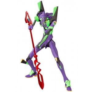 PREORDER - Medicom RAH Evangelion Neon Genesis Shogo-ki 2021 Figure (purple)