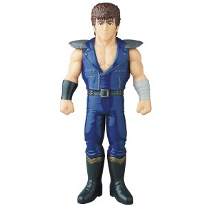PREORDER - Medicom Fist Of The North Star Kenshiro Blue Version Sofubi Figure (blue)