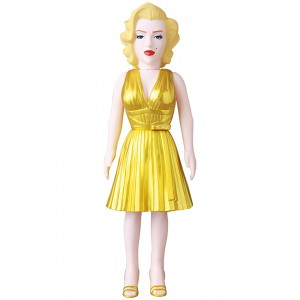 Medicom VCD Marilyn Monroe Gold Ver. Figure (gold)