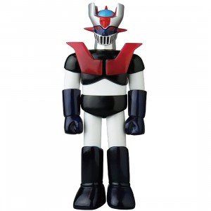 PREORDER - Medicom Mazinger Z Breast Fire Version Sofubi Figure (black)