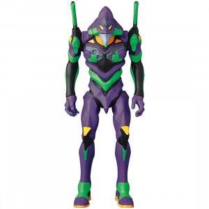 PREORDER - Medicom Evangelion EVA 01 Night Battle Ver. Sofubi Figure (purple)