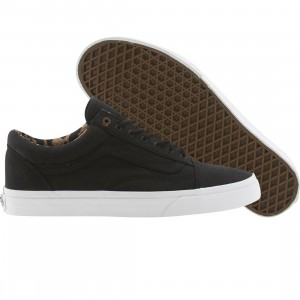 Vans Old Skool Reissue CA Coated Twill (black)