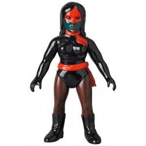 PREORDER - Medicom Kamen Rider Shocker Female New Color Sofubi Figure (black)