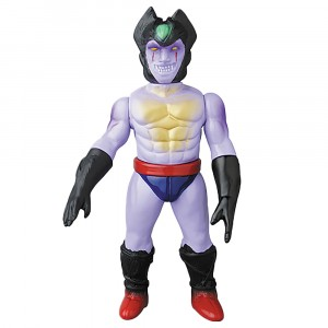 PREORDER - Medicom Devilman Frenzy Purple Sofubi Figure (purple)