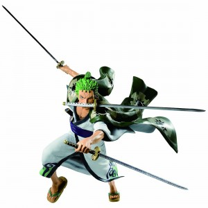 PREORDER - Bandai Ichiban Kuji One Piece Full Force Zorojuro Figure (green)