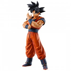 PREORDER - Bandai Ichiban Kuji Dragon Ball Strong Chains Goku Figure (orange)
