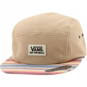 Vans Jaspar Camper Adjustable Cap (brown / patty / assorted)