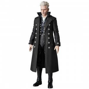 PREORDER - Medicom MAFEX Fantastic Beasts The Crimes of Grindelwald - Grindelwald Figure (black)