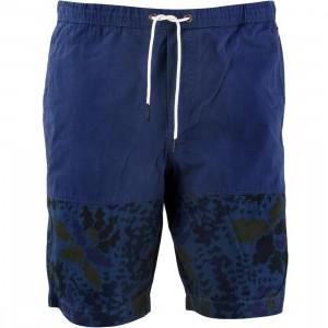 Vans Marlow Jogger Short (blue / evil blue)