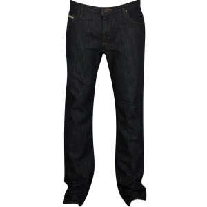 Vans Off the Wall V66 Slim Midnight Denim Jeans (navy / indigo)