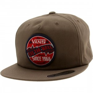 Vans Patch Work Snapback Cap (green / falcon)