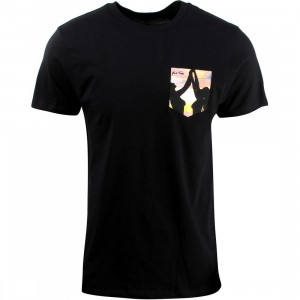 Vans Hula Hunnies Pocket Tee (black)