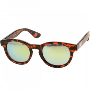 Vans Vintage Circle Sunglasses (brown / tortoise)