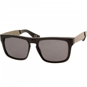 Vans Squared Off Sunglasses (black / gold)