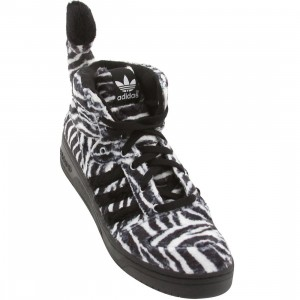 Adidas ObyO JS Zebra - Jeremy Scott (black / runninwhite / black)