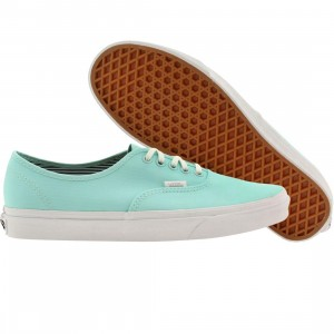 Vans Men Authentic - Deck Club (green / sea green)