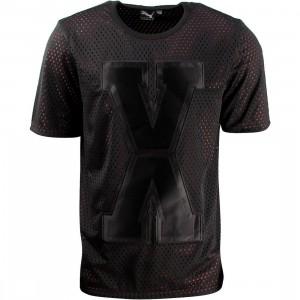 Puma x Vashtie Reversible Tee (black)
