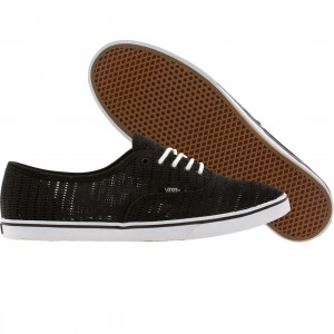 Vans Men Authentic Lo Pro - Mesh (black)