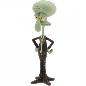 BAIT x SpongeBob Squidward 4 Inch Figure (gray)