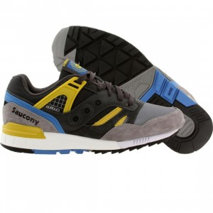 Saucony Men Grid SD - Games Pack (gray / yellow)