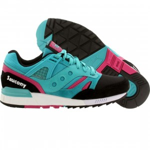 Saucony Men Grid SD - Games Pack (teal / black)