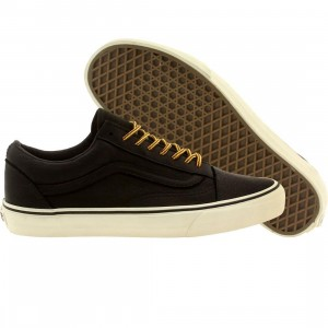 Vans Men Old Skool Reissue CA (Black/Vanilla Ice)