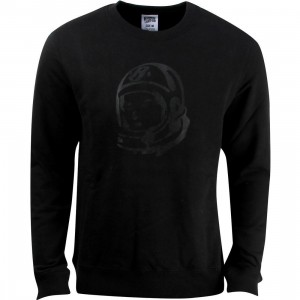 Billionaire Boys Club Classic Helmet Crewneck Sweater (black)
