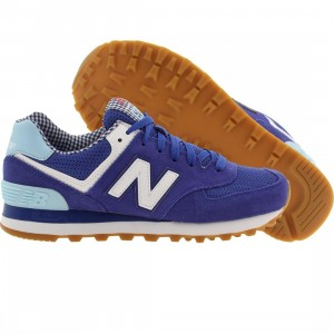 New Balance Women WL574SPB - Picnic Pack (blue / white)