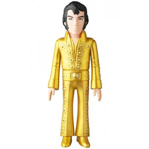 PREORDER - Medicom VCD Elvis Presley Gold Ver. Figure (gold)
