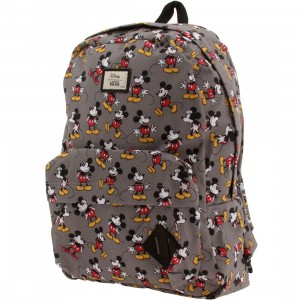 Vans x Disney Old Skool II Backpack - Mickey Mouse (gray)