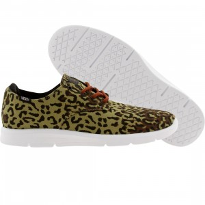 Vans Men Prelow Leopard Camo (olive / black)