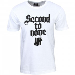 Undefeated Men Second To None Tee (white)