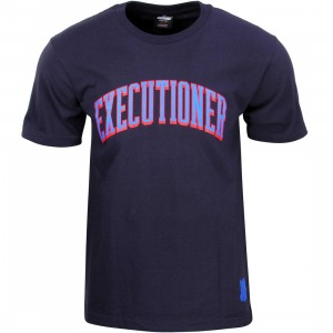 Undefeated Men Executioner Tee (navy)