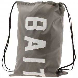 BAIT Logo Nylon Sachet Bag (gray)
