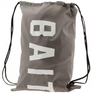 BAIT Logo Nylon Sachet Bag (gray)