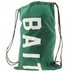 BAIT Logo Nylon Sachet Bag (green)