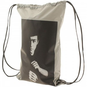 BAIT x Bruce Lee 75th Anniversary Sachet Bag (gray)